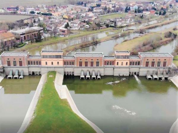 Una nuova storia di passione e di eccellenza italiana per la difesa idraulica con il Consorzio di bonifica Navarolo
