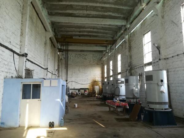Revamping stazione di pompaggio in Romania