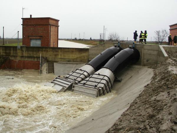 Altri esempi di interventi di difesa idraulica