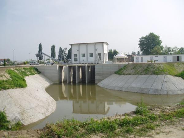 Impianto idrovoro San Nicolò