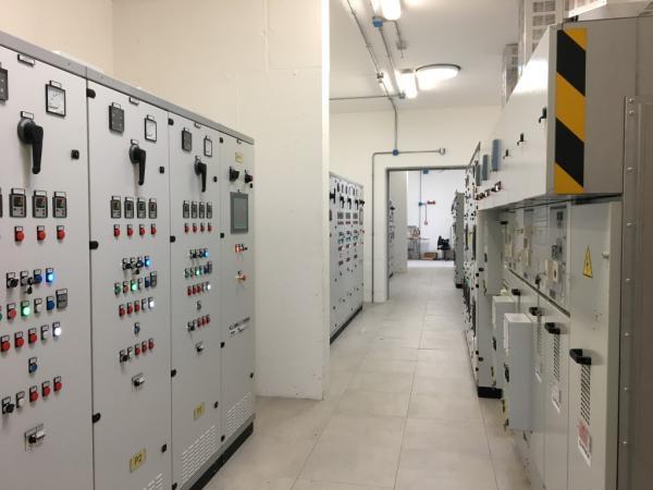 Quadristica elettrica MT e BT