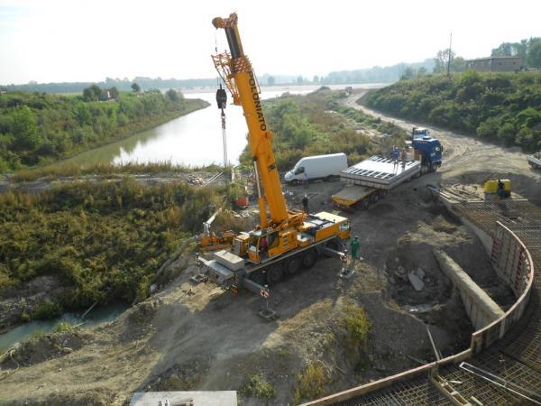 Impianto di pompaggio Pilastresi