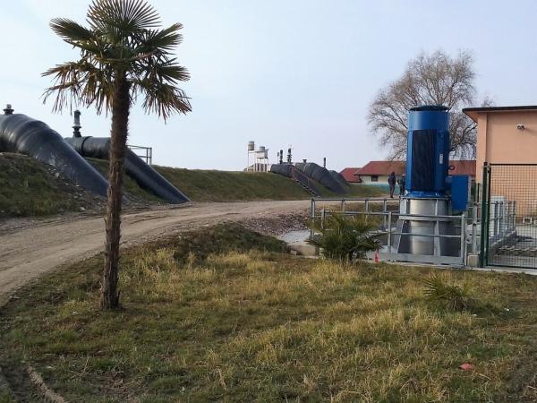 Impianti idrovori Vittoria e Colomba