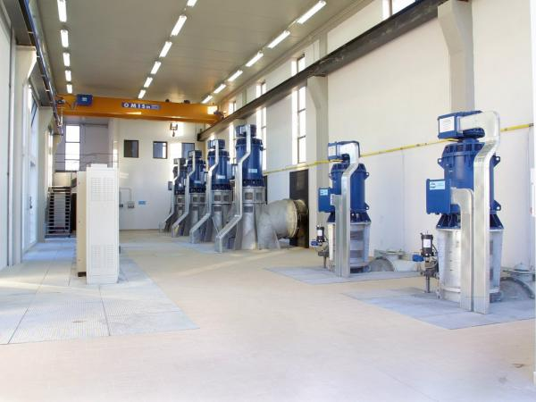 Impianto idrovoro Dogaletto