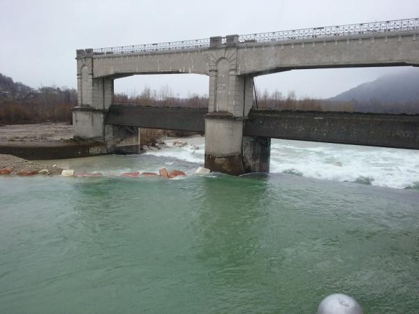 Sbarramento fluviale di Fener